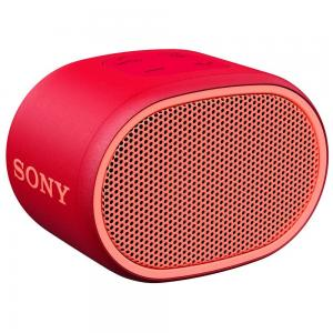 Sony Bluetooth Speakers, SRS-XB01 B, Red