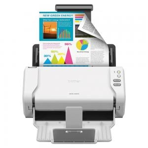Brother ADS-2200 Duplex Color Scanner