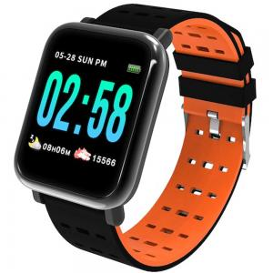 Smart Watch With Bluetooth 4.0 For Calls Messages And Heart Rate Monitor, Assorted Colors