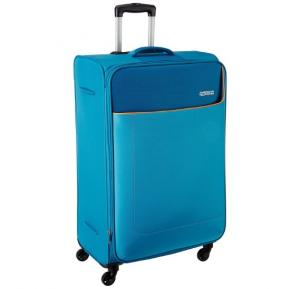 American Tourister 66CM Turquoise Softsided Check-in Luggage - 27O064002