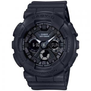 Baby-G Tandem Series Womens Watch, BA-130-1ADR, Black