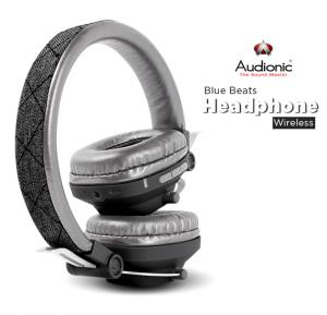Audionic Blue Beats Wireless Headphone, B-26