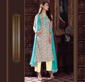 Ganga Guzarish Salwar Suit Dress Material, 4416