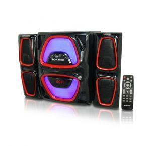 Sonashi Multimedia Bluetooth Speakers 2.1 Channel, SHS 2104 USRB