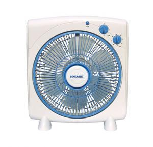 Sonashi 12 inch Box Fan, SBF-7031