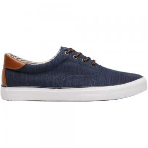 Springfield Casual Shoe, Blue W/Brown/White , Size 43