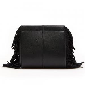 Springfield Fashion Womens Bag, Color Black & Talils