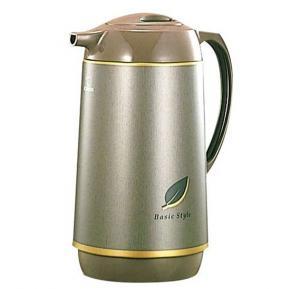 Zojirushi Ahgb16 Td.Zoj Herb Brown Handy Pot Regular - 1.6 Liter