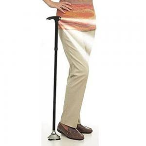 Trusty Cane Folding and Adjustable Walking Stick
