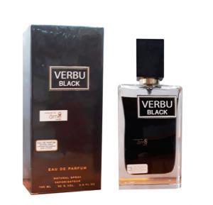 Ame Verbu Black Perfume For Men - 100 Ml