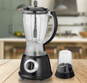 Saachi 2 In 1 Blender & Unbreakable Jar - NL-BL-4380