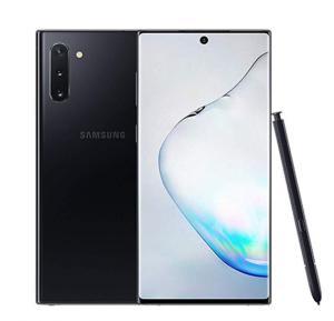Samsung Galaxy Note10 Dual SIM Aura black 256GB 8GB RAM 4G LTE