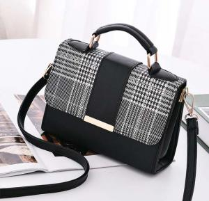 Generic Bag For Women Fashion Brown Crossbody Bag For Lady Girls Korean Style,BLACK,CBK00/BK