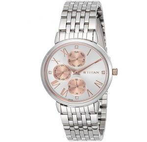 Titan Workwear 2569km01 Watch For Women