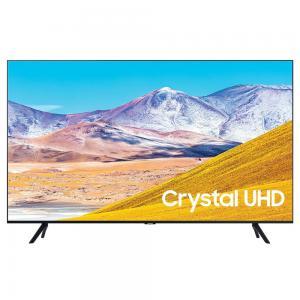 Samsung  85TU8000 85Inch 4K UHD Smart LED TV, Black