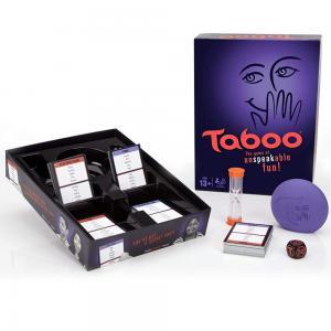 Hasbro Taboo Board Game, A4626