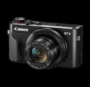 Canon G7 X Mark II PowerShot Digital Camera