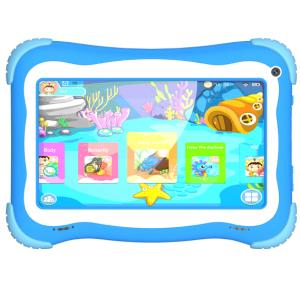 IQ Touch - YoYo Kids Tablet QX 570 ,16GB, Wi-Fi, Blue