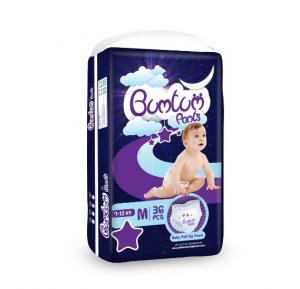 Bumtum Baby Diaper Pants Medium Pack - 36 Pcs