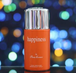 PCP Happiness pure Perfumed deodorant Spray 250ml