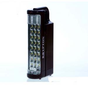 Krypton 24 Pcs Hi-Bright LED Rechargable Lantern, KNE5094