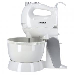 Krypton 250 W Electric Hand and Stand Mixer, KNSM6242