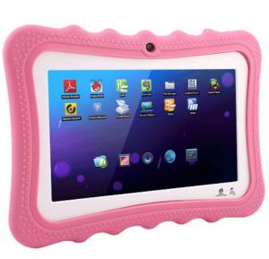 BSNL K1 Kids, Tablet 7 inch, Android 4.4.2 , 4GB, Dual Core, Dual Camera, Pink