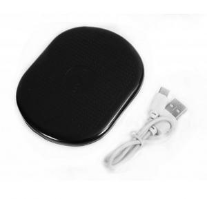 Wireless Power Charger Base Pad For Qi Standard Devices With Iphone Receiver