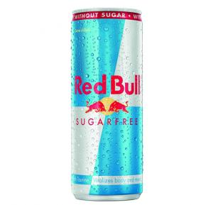 Red Bull Energy Drink Sugar Free Can - 250ml