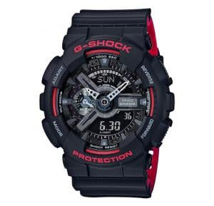 Casio G-shock Digital Analog Watch, GA-110HR-1ADR
