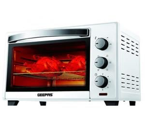 Geepas GO34017Uk Electric Oven 19L- White