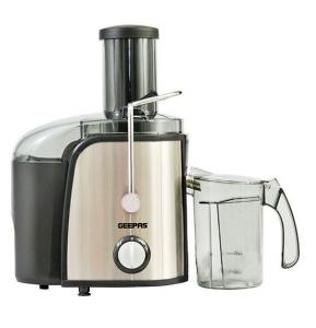 Geepas Stainless Steel Juice Extractor With Safety Lock, GJE5090