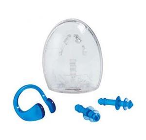 Intex Ear Plugs & Nose Clip Combo Set, 1 Pair Plug, 55609