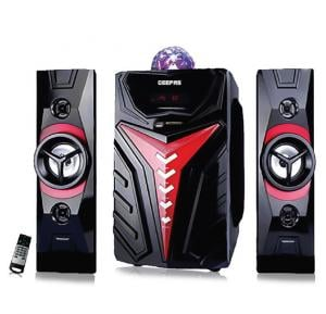 Geepas 2.1 Channel Multimedia Speaker System - GMS8807