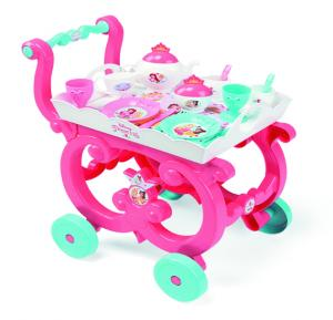 Smoby - Disney Princess Xl Tea Trolley, 310572