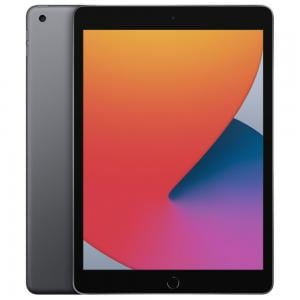 Apple iPad 8th Gen 10.2 inch WiFi 32GB Storage Gray, MYL92B/A