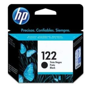 Hp 122 Black Original Ink Advantage Cartridge