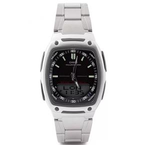Casio  Combination Quartz Analog/Digital Watch  AW-81D-1AVDF