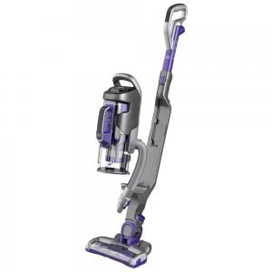 Black and Decker CUA525BHP-GB 2-in-1 MultiPower Cordless Pet Vacuum Cleaner with Removable Hand Vacuum, Purple