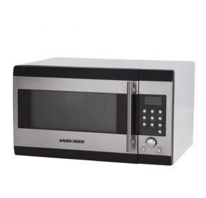 Black & Decker 32 Litre Microwave Oven, MZ32PCSSI With Convection And Grill