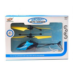 Helicopter with Sensor
