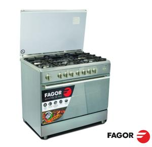 Fagor cooker 90x60 cms stainless steel ,5CF970GXBUT
