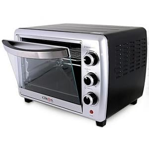 Clikon  28 Litre Toaster Oven With ROTISSERIE - Ck4300
