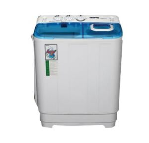 Geepas Semi Auto Twin Tub Wash Machine 5 Kg, GSWM6485