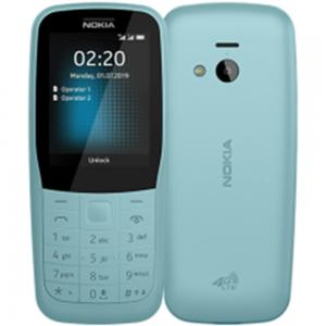 Nokia 220 Dual SIM 24MB 4G LTE, Blue