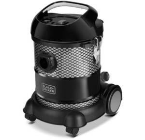 Black & Decker 2000W 20L Dry Drum Vacuum Cleaner, BV2000-B5