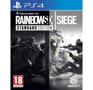 Ubisoft Tom Clancys Rainbow Six Siege For PS4
