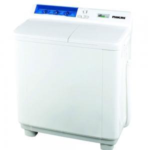 Nikai Semi Automatic Washing Machine Twin Tub, NWM700SPN9
