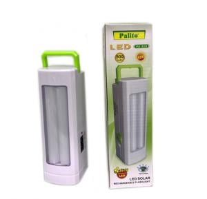 Palito Solar Rechargeable Flash Light PA 850, Powered By 24+1W Pieces High Bright LED