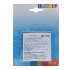 Intex Repair Patches, Stick-On  Blister Card, 59631